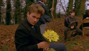 River Phoenix died of drugs overdose on Halloween night, 1993